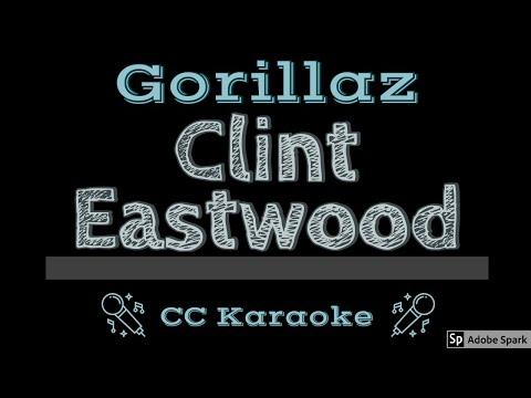 Gorillaz   Clint Eastwood CC Karaoke Instrumental