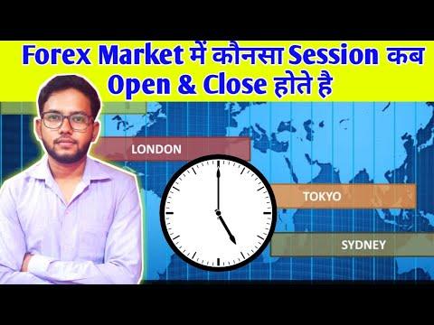 Forex market closing days