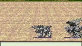 Zoids Legacy gameplay
