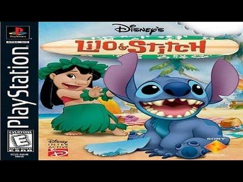 Полное прохождение (((Sony PlayStation))) Lilo & Stitch / Лило и Стич