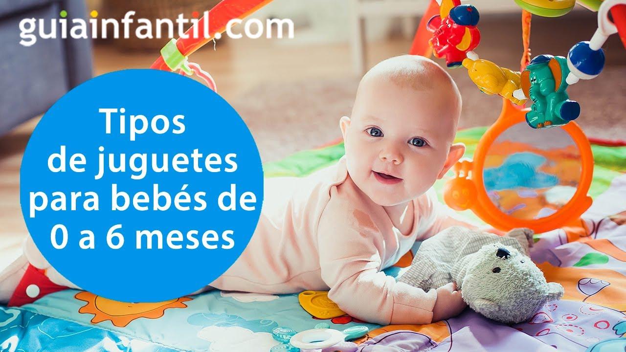 Ideas Top De Regalos Para Bebés De 0 A 6 Meses Juguetes Divertidos Y Prácticos Para Acertar Youtube