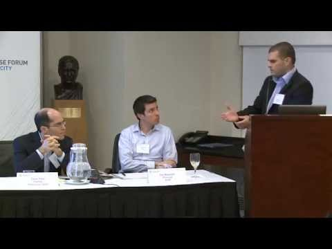 MIT Enterprise Forum of NYC: Business Plan Presentations: Innovations in Digital Commerce