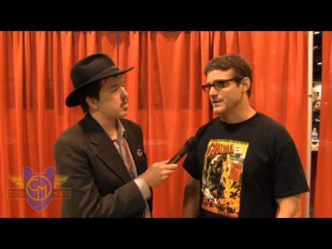 Con Men:  with Eddie McClintock Pete Lattimer from Warehouse 13