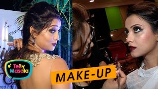 EXCLUSIVE : Shesha aka Adaa Khan Make-Up Story | Naagin 2