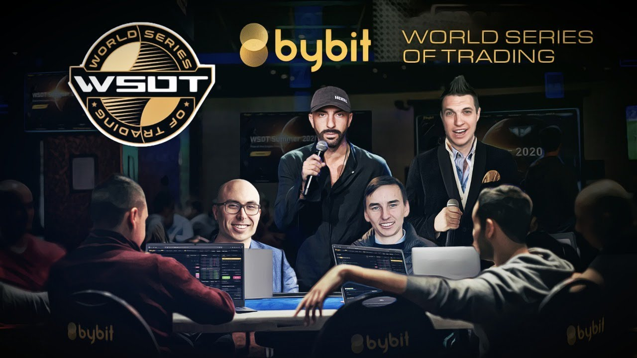 Trading Bitcoin - ByBit's WSOT Competition in ON!
