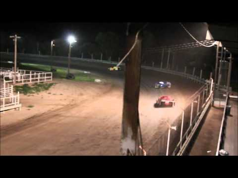 Phillips County Raceway Modified July 3rd, 2014