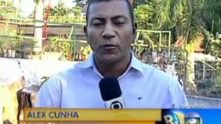 Tsunami de esgoto faz vitimas em Niterói - RJ
