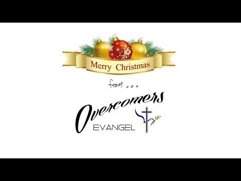 Overcomers Evangel Missionary Baptist Church Christmas Pageant