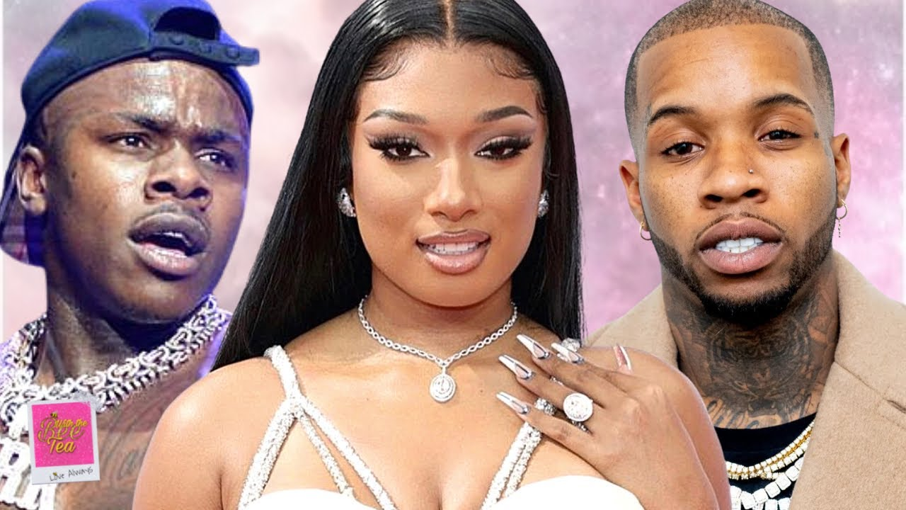 Tory violates protective order w/ Megan after being on stage with Da Baby at Rolling Loud ‼️