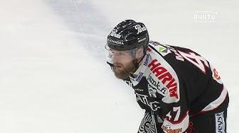 HIFK:lla sysimusta alku Jyväskylässä – Mikko Mäenpää tälläsi kotijoukkueen nopeasti johtoon