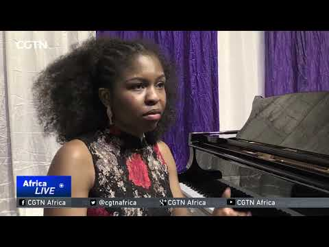 Young soprano promotes love for opera in Nigeria