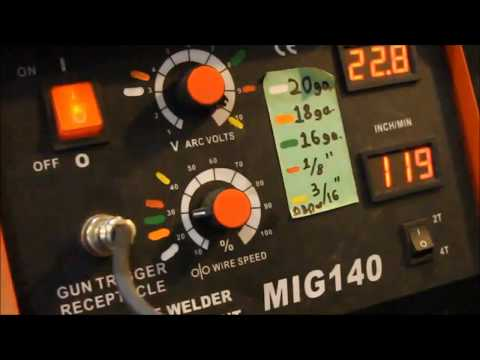 Lotos Mig 140 Review (Better than a Miller 211?!)