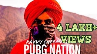 Pubg Nation Ravvy Cheema Free MP3 Song Download 320 Kbps