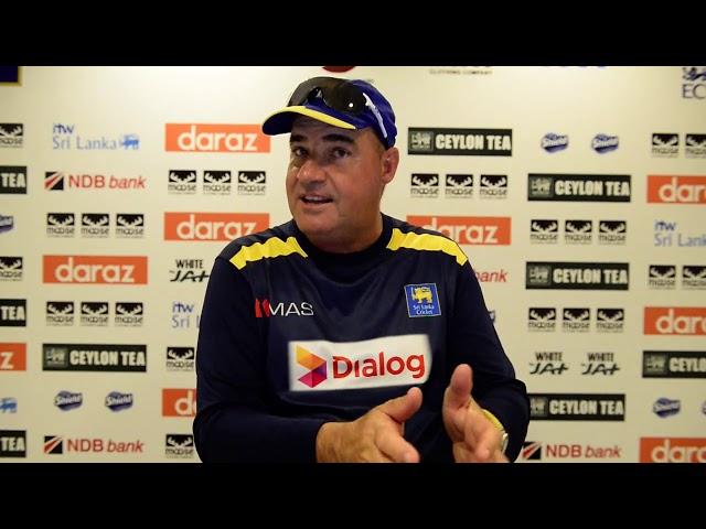 Mickey Arthur | Post Match Virtual Press | SL v ENG 1st Test, Day 5