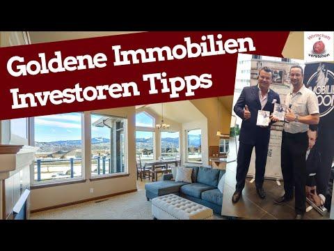 Goldene Immobilien Investoren Tipps vom Immobilien Tycoon Paul Misar