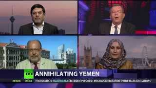 CrossTalk: Annihilating Yemen