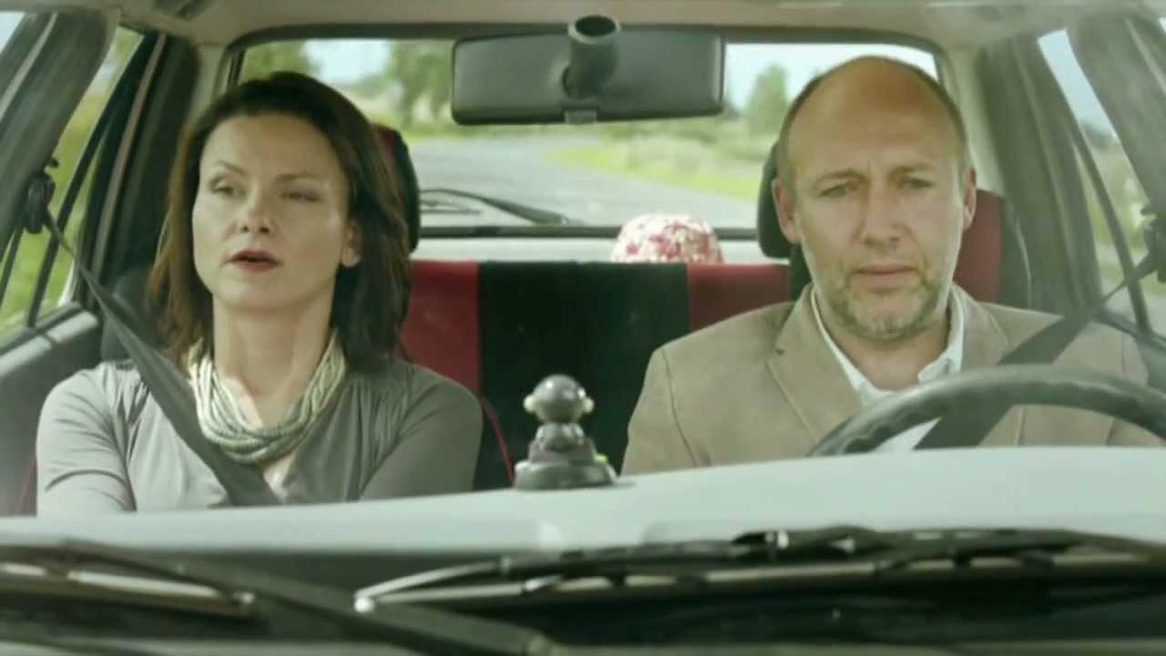 Reklama na auto za penze - KIW