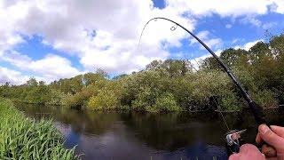 Моя Рыбалка с Эриком и Ромасом.Трофея  Потерял, Спиннинг Сломал.