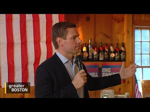 Three Takeaways From Eric Swalwell's Trip To South Hampton, New Hampshire