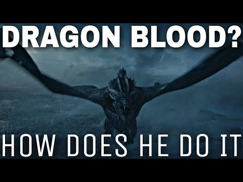 Dragonriders: The Night King Is A Targaryen? – Game of Thrones Season 8 (End Game Theory)
