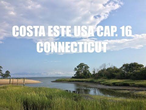 Guia de Viaje Costa Este USA #16 - Connecticut - Que ver en Connecticut en un dia