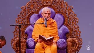 Guruhari Ashirwad 30 Jul 2017, (Morning) San Jose, CA, USA