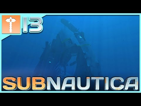 Subnautica S02E13 - Another Wreck, Sea Treaders and the Prawn Suit!