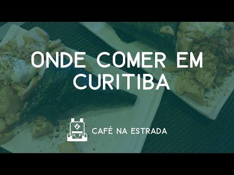 Onde comer em Curitiba - Café na Estrada