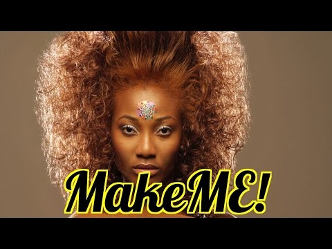 MAKEME! Japanese Hair comes to Nigeria's Sexiest Hair Salon (Part 2)