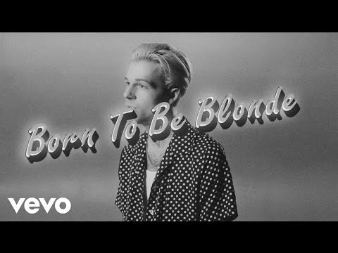 jesse rutherford - Born to Be Blonde