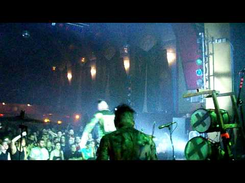 Combichrist - Fuck that Shit - live at Mr. Small's Theater in Millvale, PA