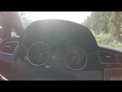VW Golf GTI Clubsport S 100-250 km/h (stock 310 PS)