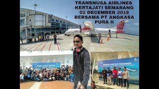 Download Video TransNusa Air Rute Kertajati - Semarang MP3 3GP MP4