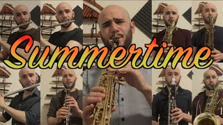 Summertime - Woodwinds Only