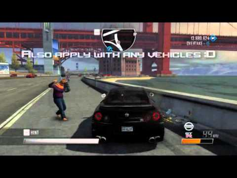 Driver San Francisco - No Damage Glitch + Tutorial