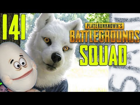 PUBG Squads with NLSS Crew | Part 141 [PAPER PLANES]