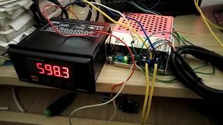 Đo tốc độ motor bằng PLC S7-200 và encoder