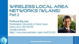 ieee 802 11 wireless lan wlan part 2