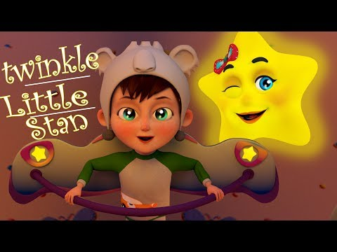 Twinkle Twinkle Little Star | + More Nursery Rhymes & Kids Songs | Songs for baby and Kids