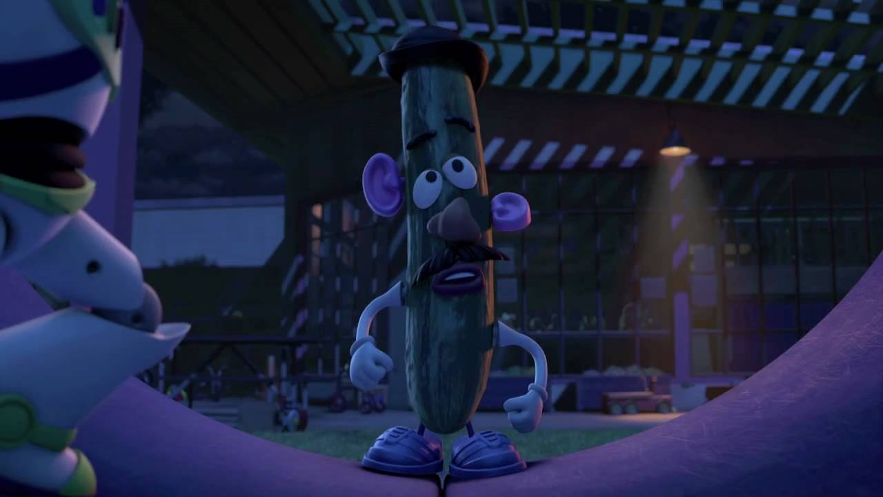 Toy Story 3 Sneak Peek Mr Mrs Potato Head Youtube