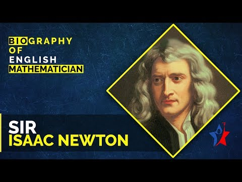 Sir Isaac Newton Biography in English | The Gravity Of Genius