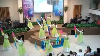 Gloria en lo Alto- Ministerio de Danza Hosanna!