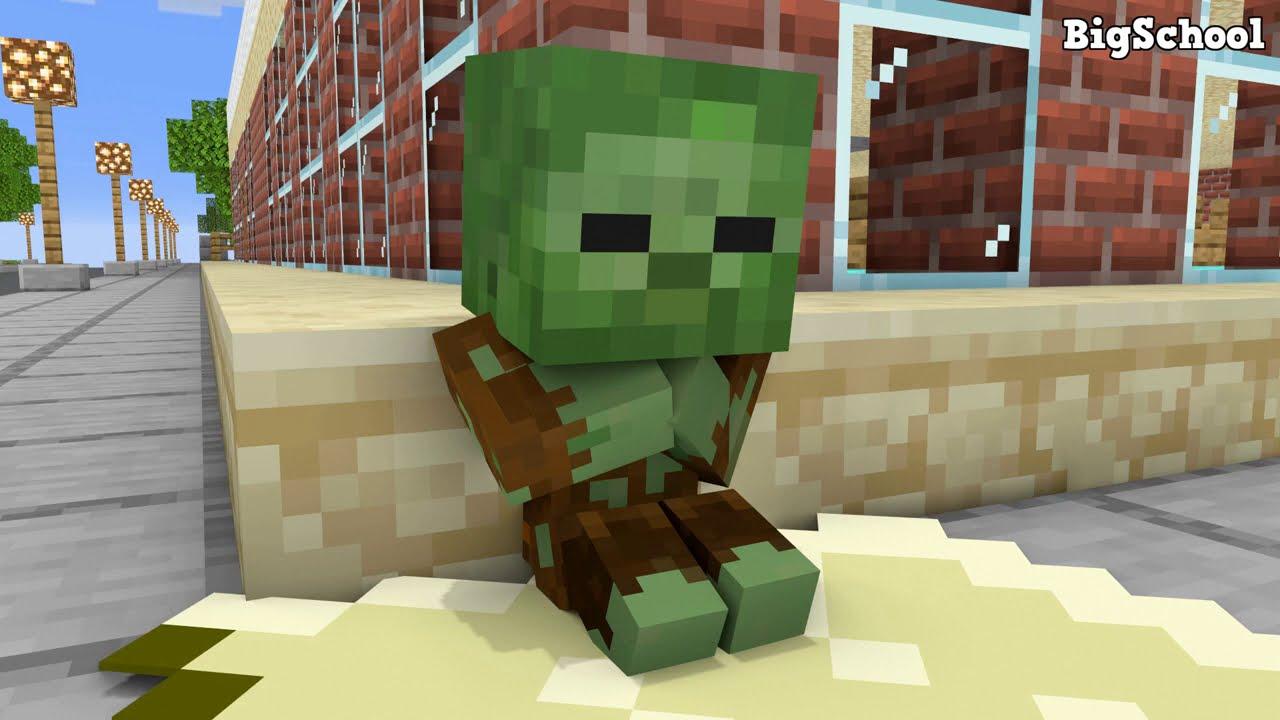 Monster School  Season 3 All Episode  Minecraft Animation