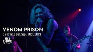 VENOM PRISON live at Saint Vitus Bar, Sept. 18th, 2019 (FULL SET)