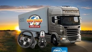 Configurer Un Volant Sur Euro Truck Simulator 2