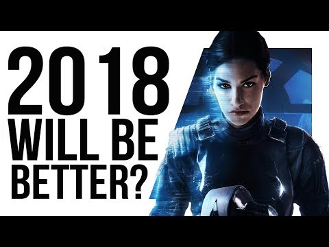 Why 2018 will be BETTER for gamers - according to one CEO