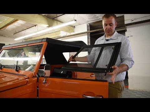 1974 Volkswagen Thing -  Interior/Exterior - Morrie's Heritage Car Connection | MHCC