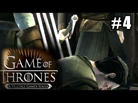 GAME OF THRONES Episode 1  #4 Ending Ser Royland & Three Fingers ★ let's play gameplay walkthrough
