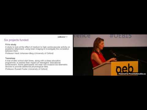 OEB 2015 - Tomorrow's New World: Extending the Reach of Learning - Lia Commissar thumbnail