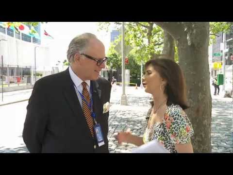NRA News Reports from the United Nations Arms Trade Treaty Conference - Day 6